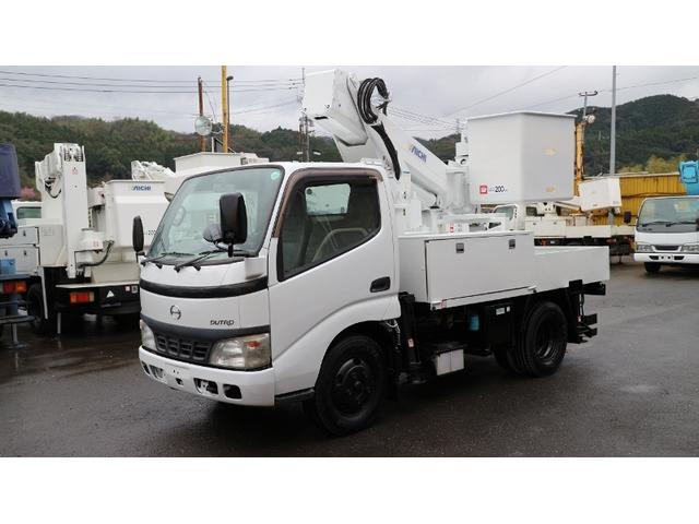 日野 アイチ高所作業車SS10A