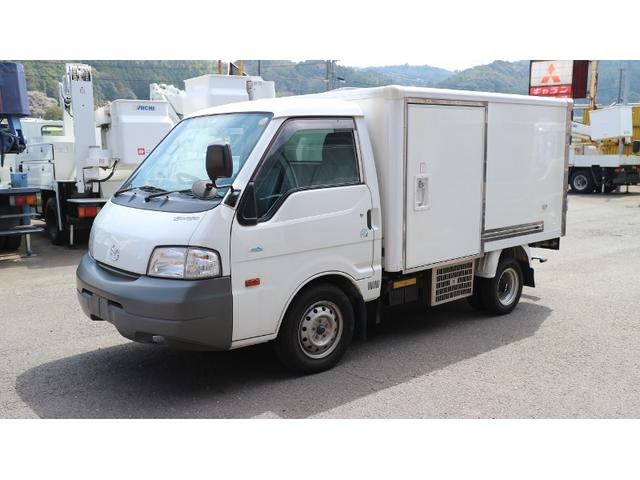 マツダ 冷蔵冷凍車-25