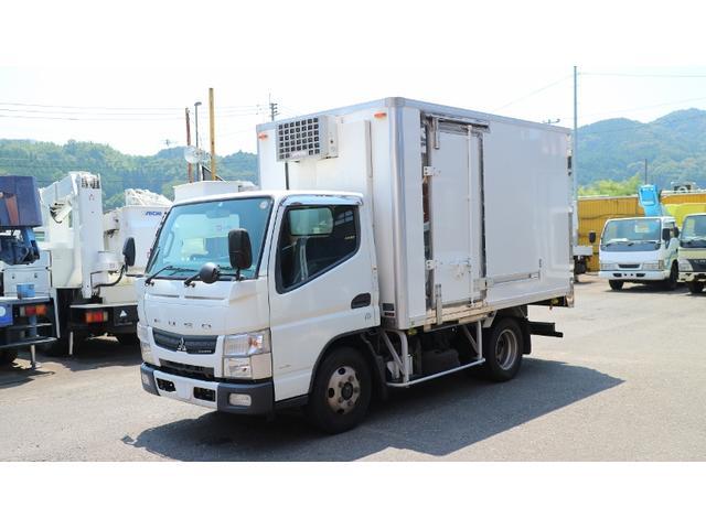三菱ふそう -30度冷蔵冷凍車ターボ