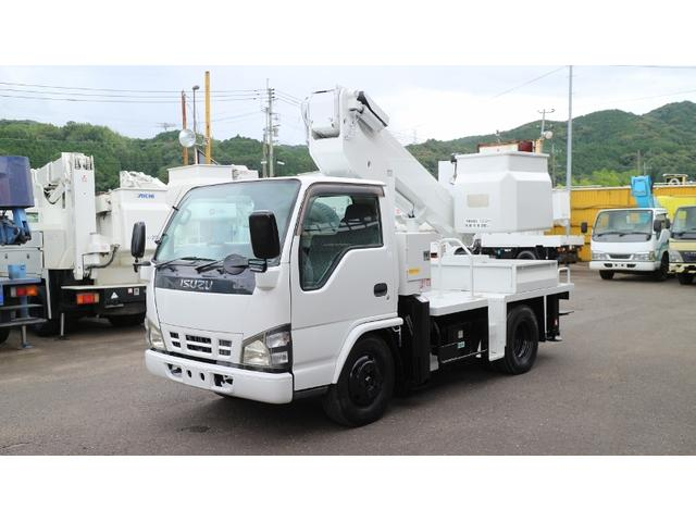 いすゞ タダノ高所作業車AT121