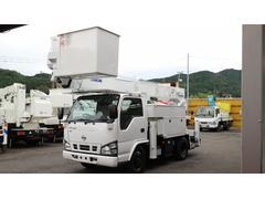 アトラストラックアイチ高所作業車U594