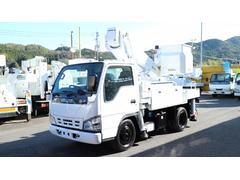 エルフトラックタダノ高所作業車AT100TT