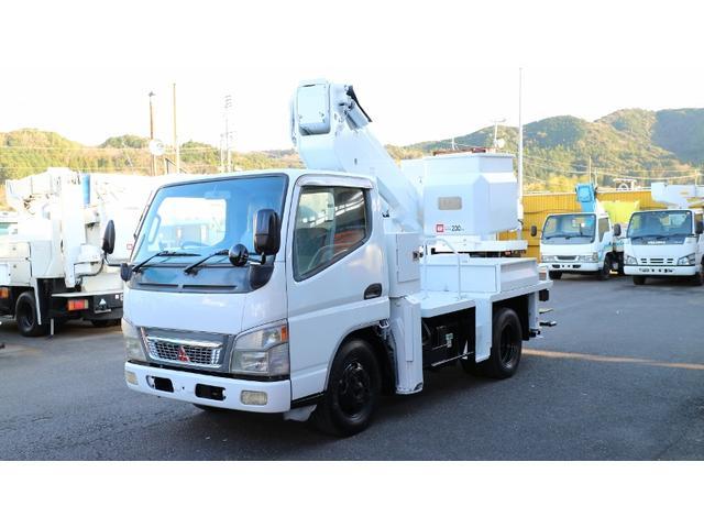 三菱ふそう タダノ高所作業車AT121