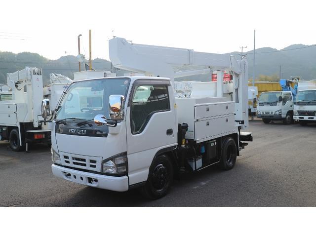 いすゞ アイチ高所作業車SE10A