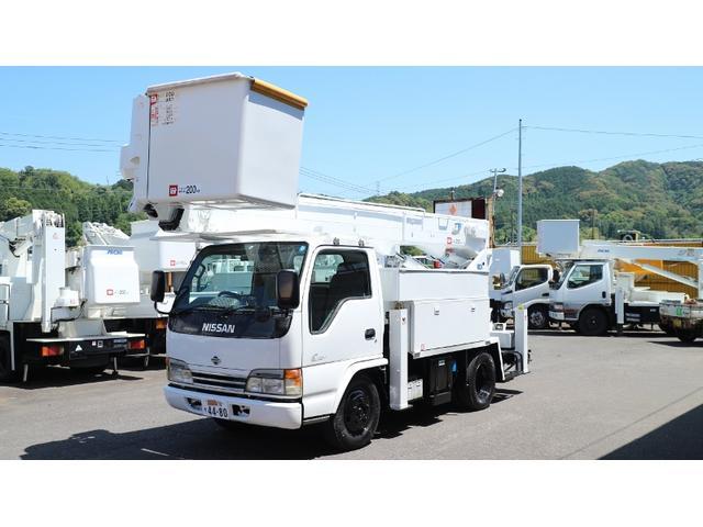 日産 アイチ高所作業車U505  14.6M