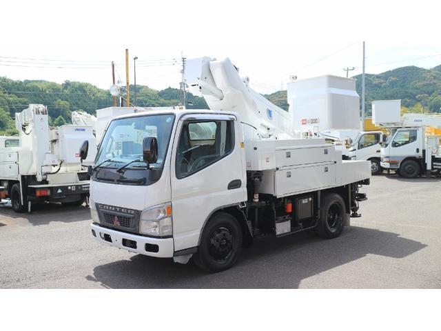 三菱ふそう アイチ高所作業車SH09A