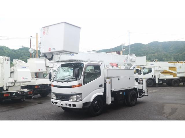 トヨタ アイチ高所作業車U505