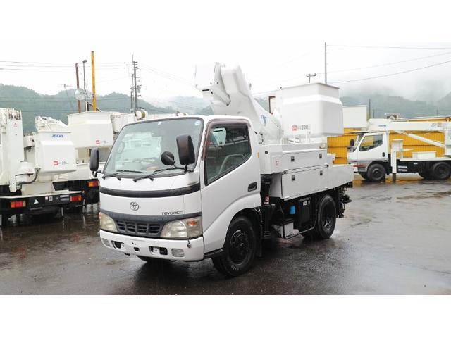 トヨタ アイチ高所作業車SH09A