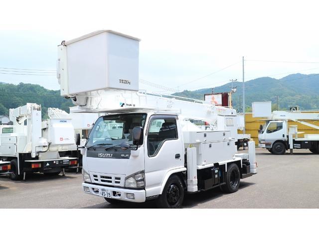 いすゞ タダノ高所作業車AT146TE