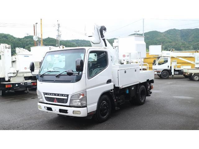 三菱ふそう アイチ高所作業車SS10A