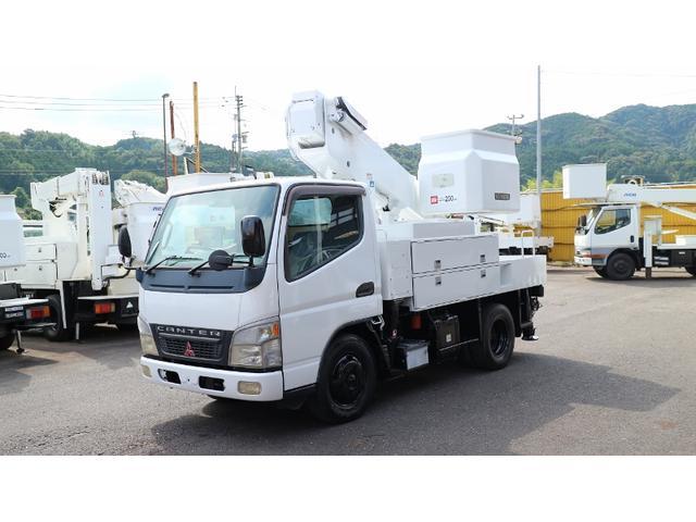 三菱ふそう タダノ高所作業車AT100TE