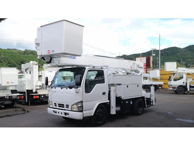 日産 アイチ高所作業車U594
