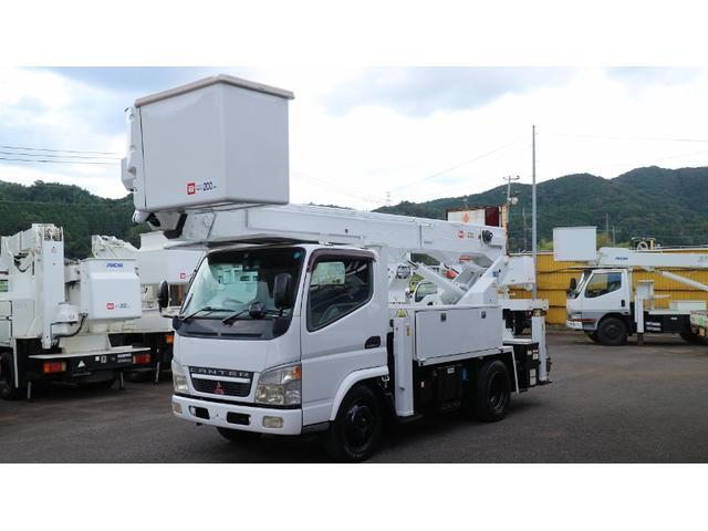 三菱ふそう アイチ高所作業車SH15A