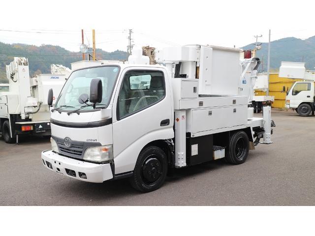 トヨタ アイチ高所作業車U423