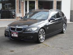 BMW320iツーリング Mスポーツパッケージ アルミ 社外ナビ