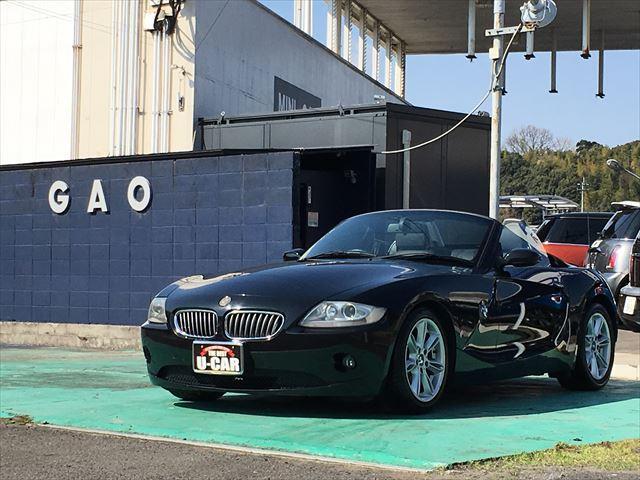 BMW Z4 2.2iロマンティック 電動オープン レザーシート ...