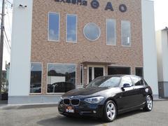 BMW116i スポーツ ポータブルナビ