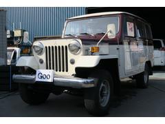 ジープロングバン 4WD エアコン ガソリン車