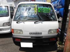 キャリイトラックKU エアコン パワステ 2WD