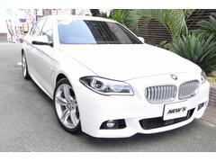 BMWアクティブハイブリッド5 Mスポーツ