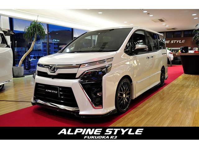 トヨタ ZS 煌II ALPINE STYLE限定車