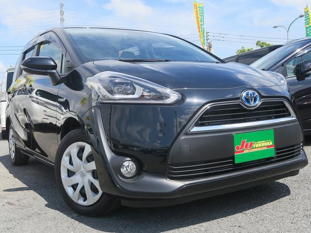トヨタ 2年保証HV-G1オーナー両側自動ドアスマ-トキ-地デジナビ