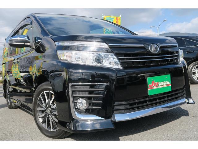 トヨタ ZS 煌 1オーナー禁煙両側自動ドア地デジ後モニター保証渡