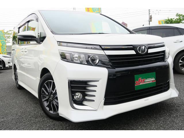 トヨタ ZS-TRDスタイルサンルーフ地デナビ後モニター保証渡