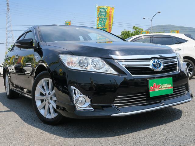 トヨタ 2年保証HV-Gパッケージ1オーナーモデリスタ地デジスマート