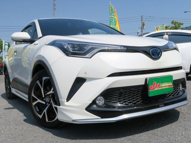 トヨタ 3年保証G-LEDモデリスタ 1オ-ナ地デジセ-フティセンス