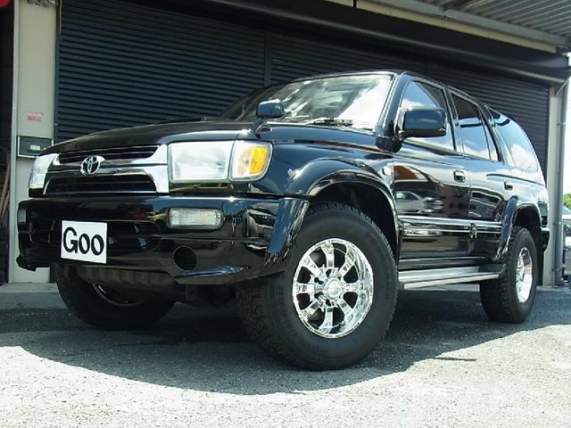 トヨタ SSR-G インタークーラーターボ ワイド MKW16アルミ