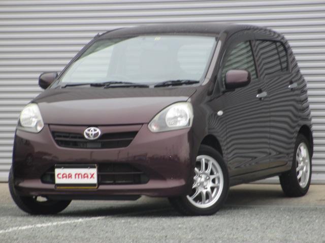トヨタ X 2年保証 ETC キーレス