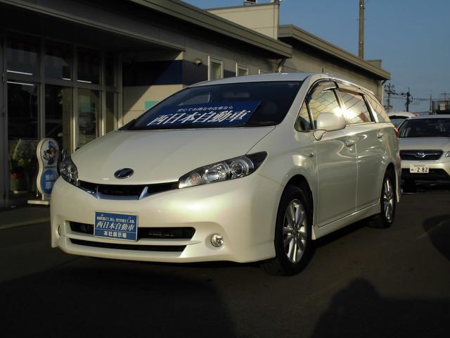 トヨタ 1.8S ワンオーナー クラリオンSDナビ フルセグ ETC