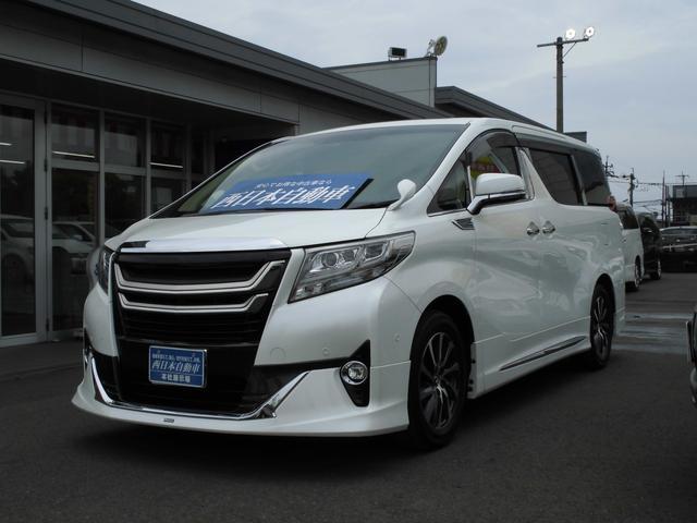 トヨタ 2.5G 純正SDナビ フルセグ バックモニター ETC