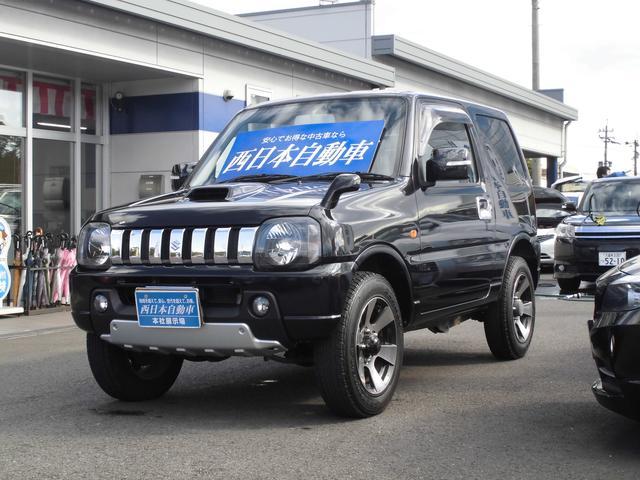 スズキ クロスアドベンチャーXC 4WD 三菱HDDナビ ワンセグ
