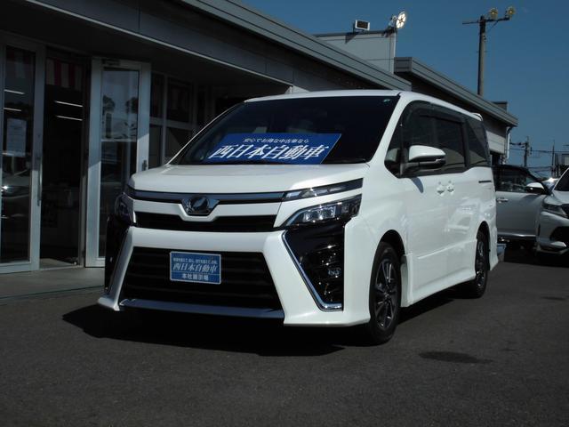 トヨタ ZS アルパインSDナビ ワンセグ Bluetooth フリップダウンモニター プリクラッシュセーフティ 車線逸脱アラート ロールサンシェード レザー調シートカバー クルーズコントロール HID フォグ