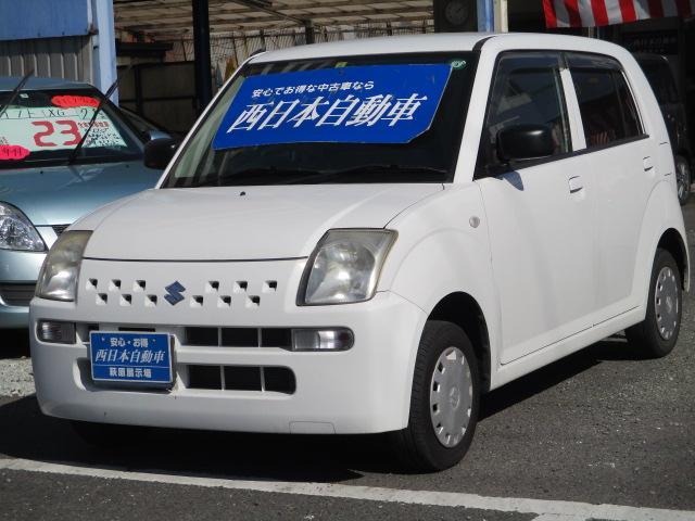 スズキ アルト EII フロントドライブレコーダー タイミングチェーン