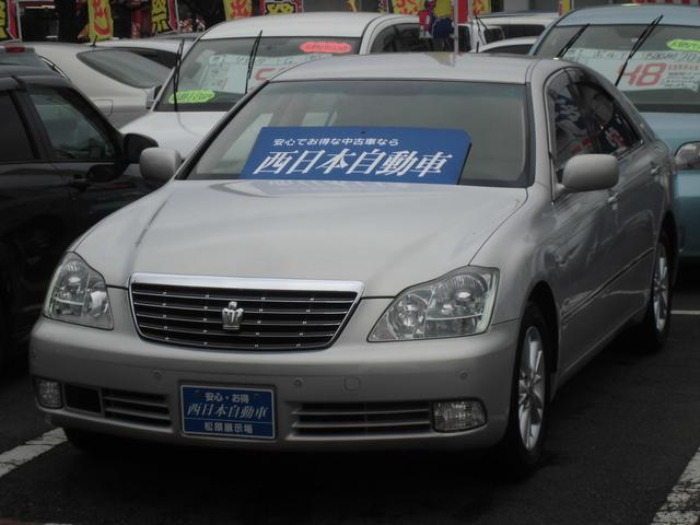 トヨタ 3.0ロイヤルサルーンG 純正マルチナビ