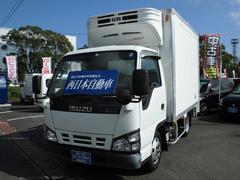 エルフトラック冷凍冷蔵車 バックモニター パワーゲート パワステ エアコン