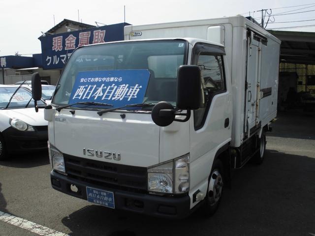 いすゞ 冷蔵冷凍車