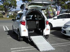 ラクティスX 車椅子電動固定装置1基 車高降下装置 バックカメラ