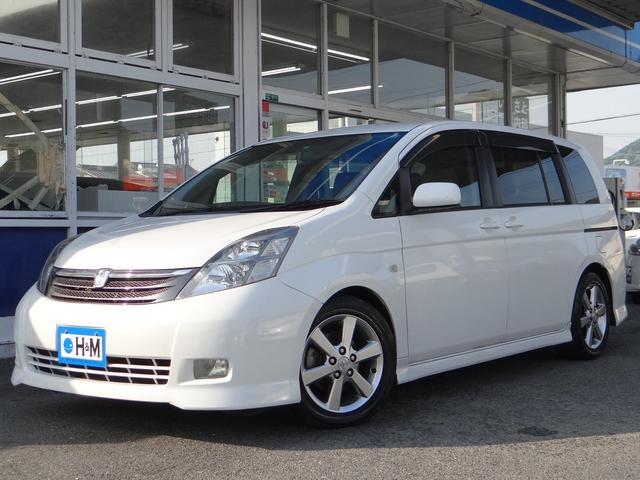 トヨタ プラタナ GエディションDVDナビ 両側電動スライドドア