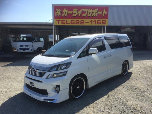 トヨタ 2.4Z ゴールデンアイズII モデリスタエアロ 新品AW