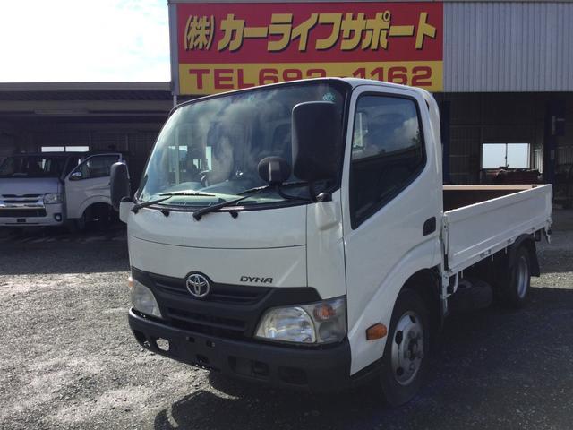 トヨタ  2t 平ボディ ETC マニュアル