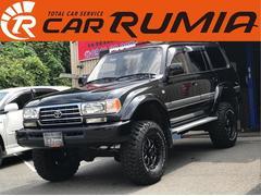 ランドクルーザー80VXリミテッド 4WD SR リフトUP MKW16AW
