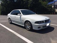 BMW525i Mスポーツ