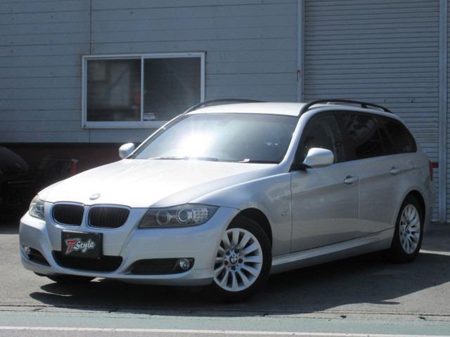 BMW 320iツーリング HDDナビ 後期モデル Bカメラ