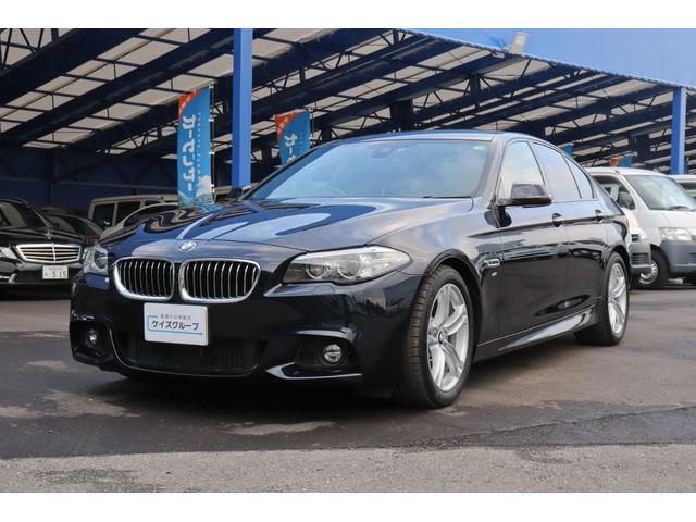 BMW 523dMスポーツ アクティブクルーズ サンルーフ