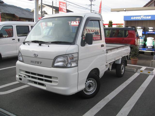 ダイハツ エアコン・パワステ スペシャル 4WD AT車 ワンオーナー