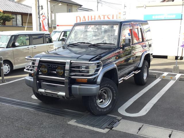 トヨタ EXワイド 現状車